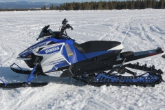 Yamaha's Viper M-TX line with the 1049 Genesis motor is a viable mountain snowmobile. Sure it has limits, but for all intents-and-purposes, this is an overachieving mountain snowmobile that is under appreciated by the masses, when it should not be.