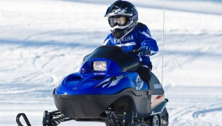 2013 Yamaha and Arctic Cat 120 Youth Sleds Review
