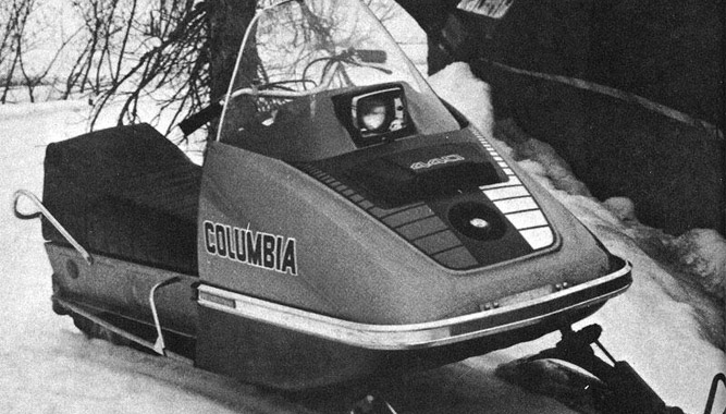 Snowmobile Helmets For Sale >> 1974 Columbia C400 - Snowmobile.com