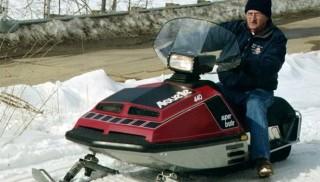 1975 Alouette Super Brute - Snowmobile com