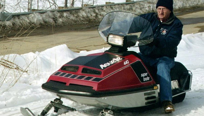1975 Alouette Super Brute - Snowmobile.com