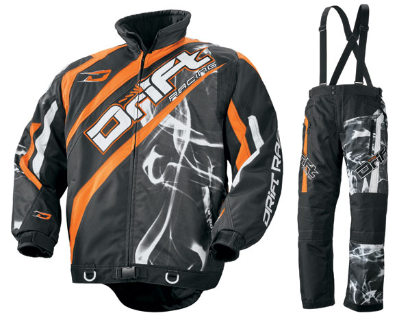 DRIFT Men's Racing Suit