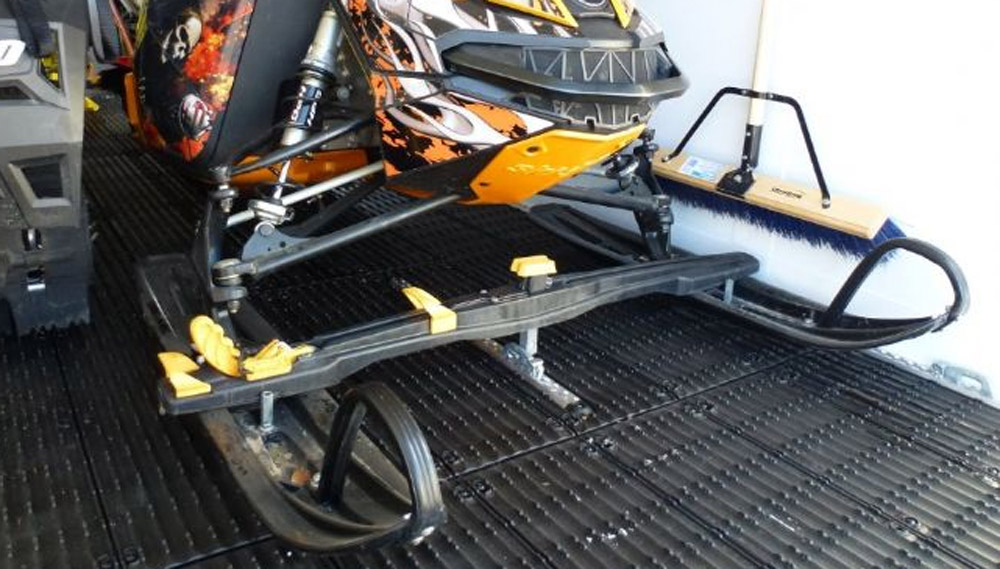 How To Improve Your Snowmobile Trailer Snowmobile Com