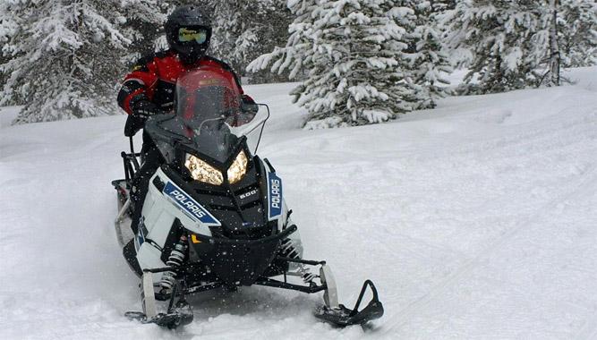 2015 Polaris 600 Indy Voyageur 144 Review - Snowmobile.com