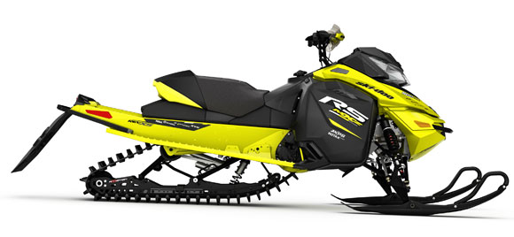 2015 Ski-Doo MX Zx 600RS Profile
