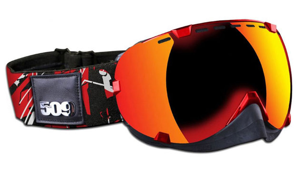 Snowmobile Goggle Lens Color Options - Snowmobile.com