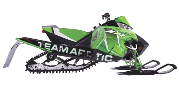 2016 Arctic Cat ZR6000RSX