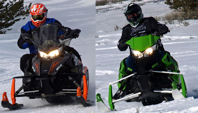 2016 Snowmobiles Of The Year  Best Of The Flatland