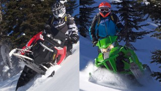 2016 Snowmobiles Of The Year Best West