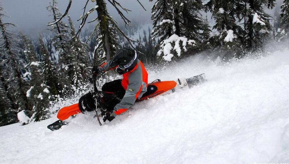 Ski Doo Parts >> Inside the Snowbike Scene - Snowmobile.com