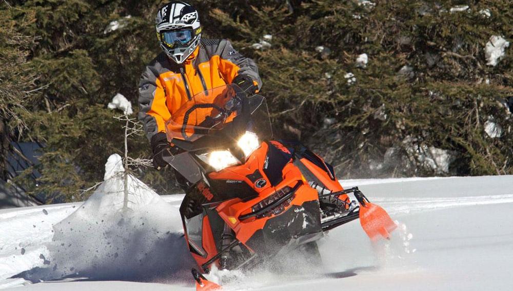 Ski Doo Parts >> 2016 Ski-Doo Renegade Backcountry 800R Review - Snowmobile.com