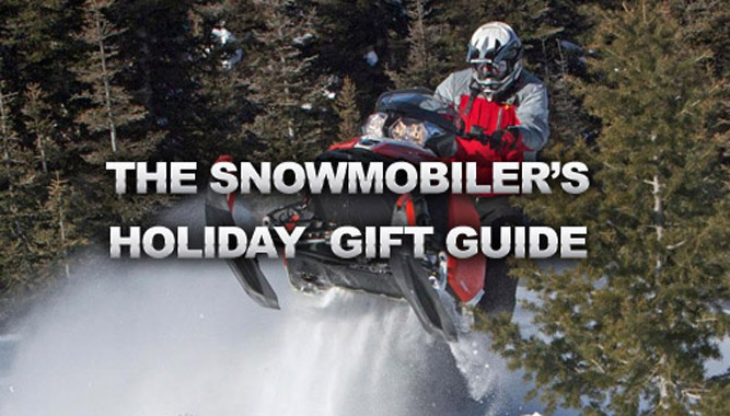 0f001e99 The Snowmobilers' Holiday Gift Guide - Snowmobile.com