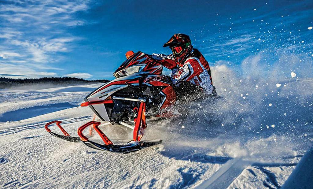 2016 Arctic Cat ZR 8000 Sno Pro