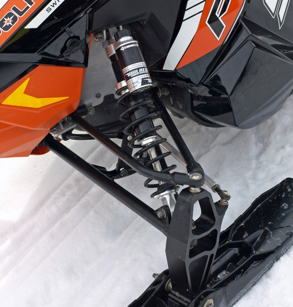2016 Polaris 800 Switchback-Pro S Walker Evans Shock