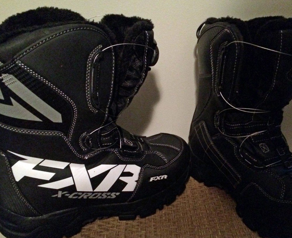 FXR X-Cross BOA Boots
