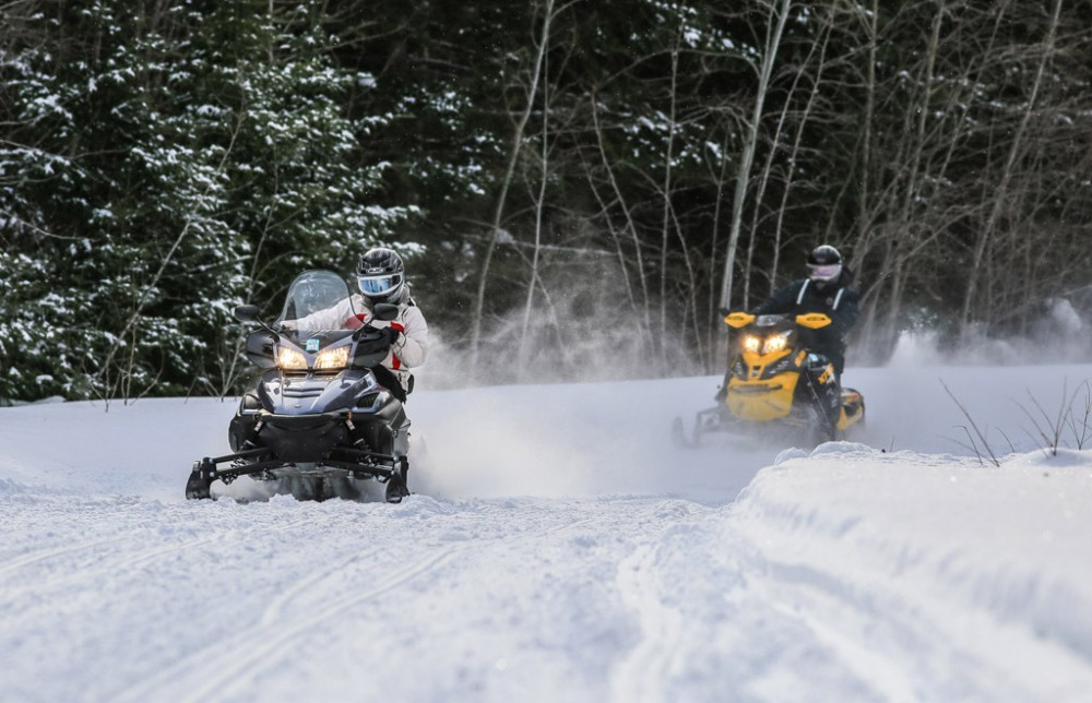 Snowmobile Action Cochrane