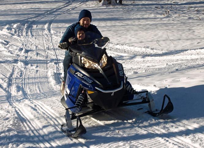 Snowmobile Tradition