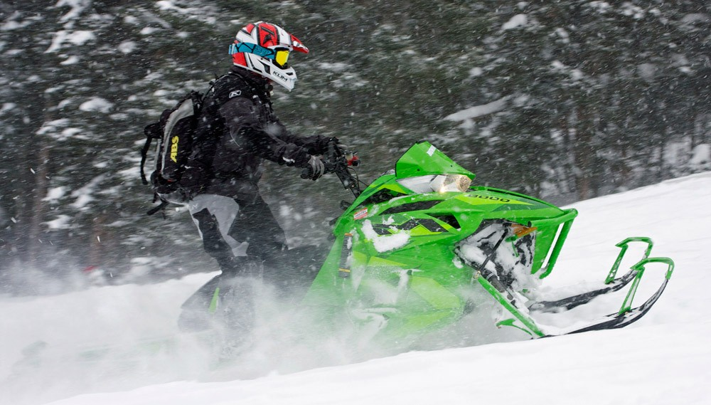 2016 Arctic Cat M8000 Rocketed