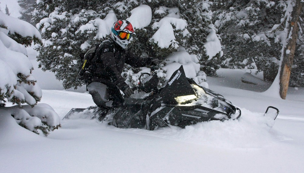 2016 Polaris Pro-RMK Action