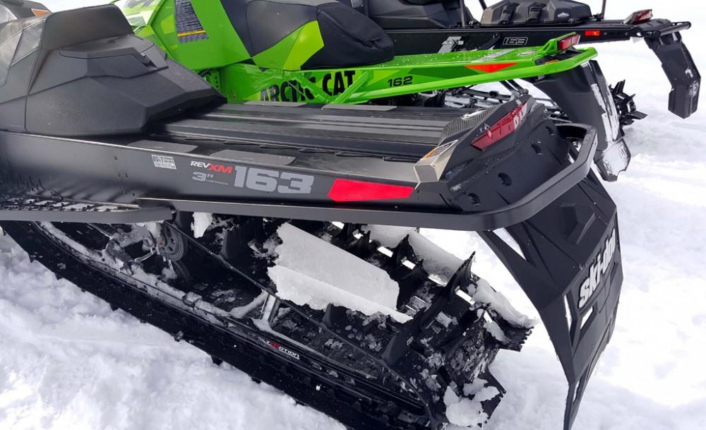 2016 Ski-Doo XM Summit SP 163 Tunnel