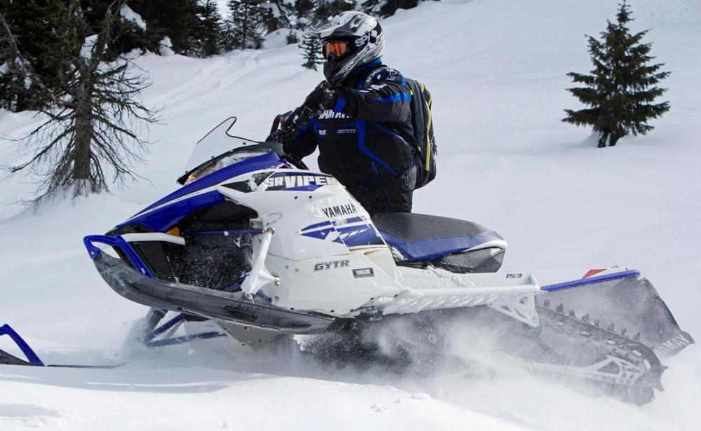 2016 Yamaha Viper M-TX 153 Left