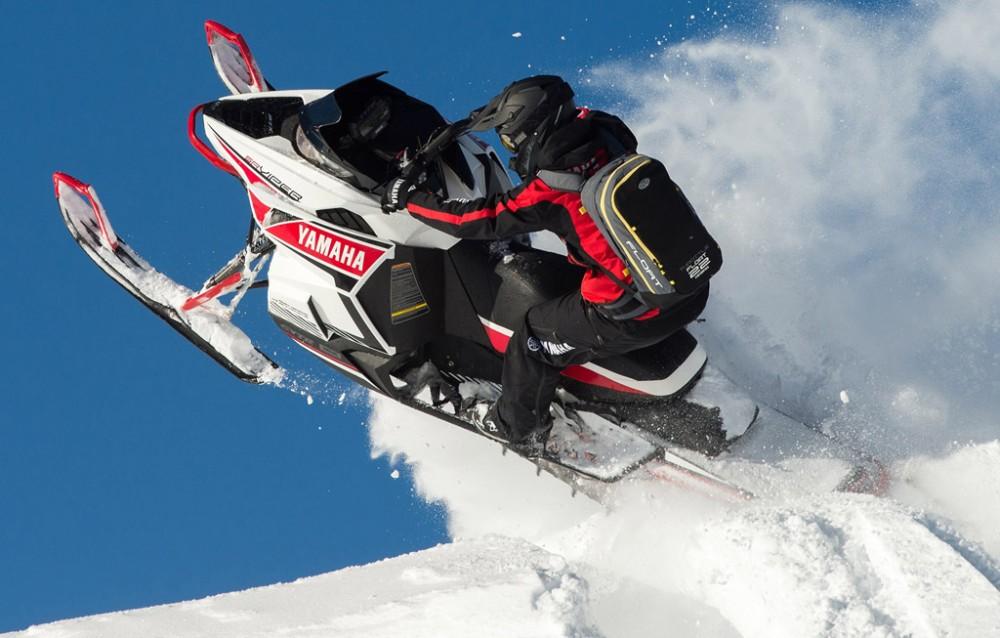2016 Yamaha Viper MTX 153 LE