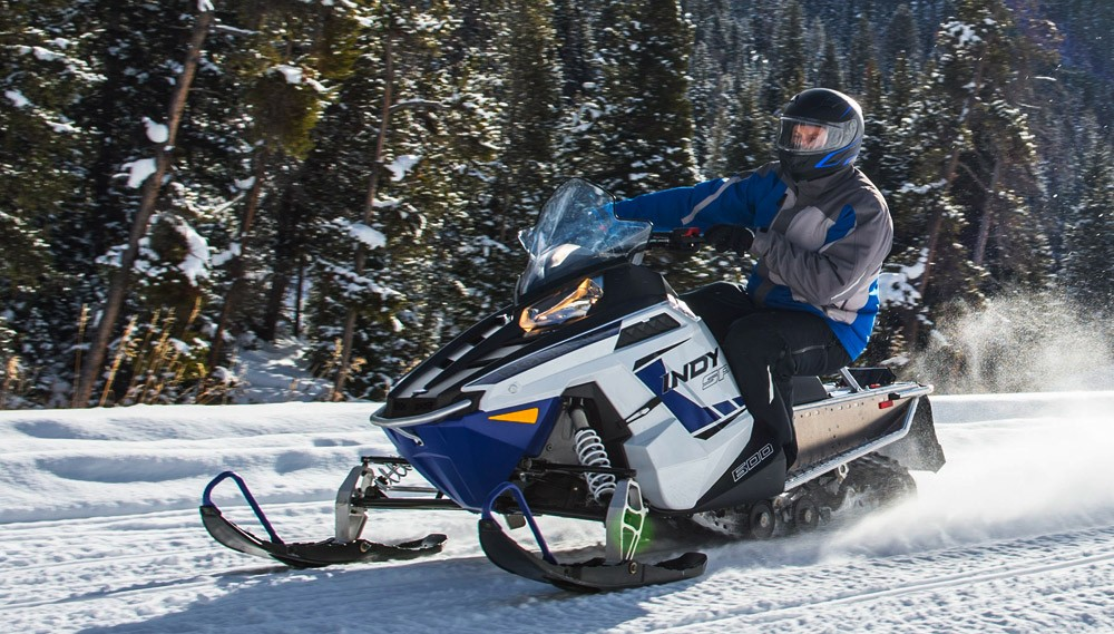 2017 Polaris 600 Indy Sp