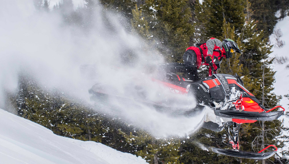 2017 Polaris Snowmobile Lineup Unveiled Snowmobile Com