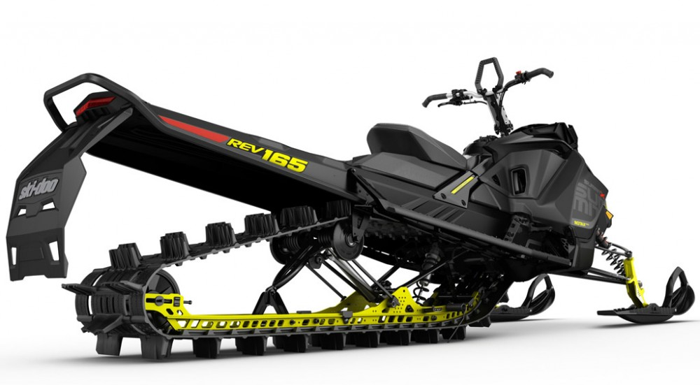 2017 Ski-Doo Summit X 154 Track