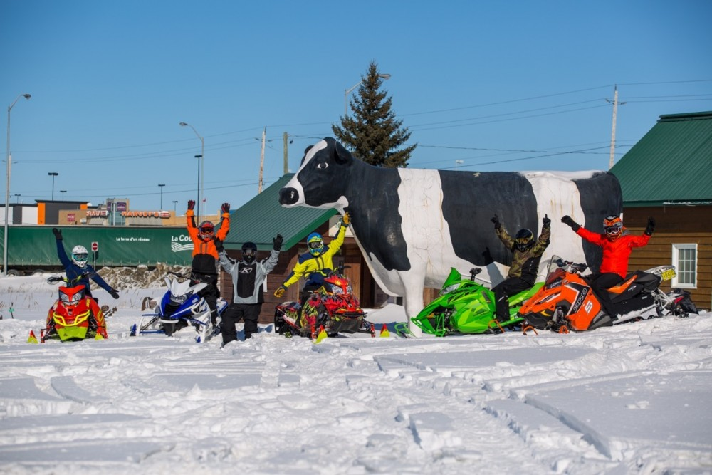 Claybelt Cow Snowmobile Group