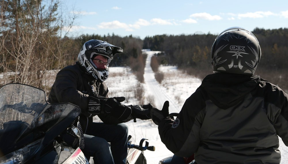 Gravenhurst Snowmobile Trails