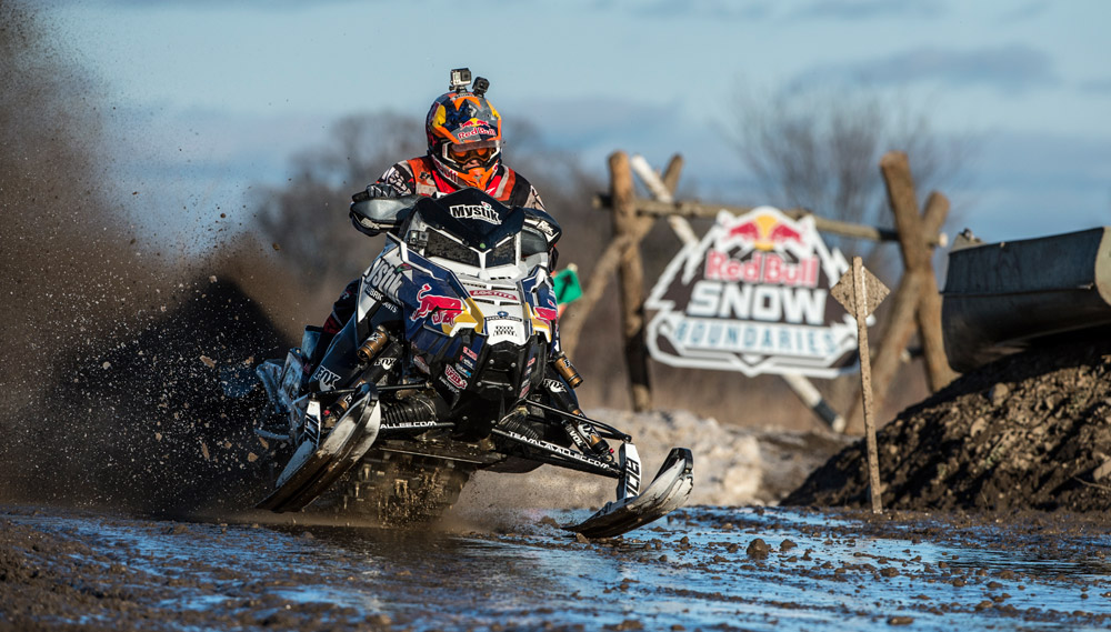 Snowmobile Helmets For Sale >> Levi LaVallee Wins Inaugural Red Bull Boundaries Race + Video - Snowmobile.com