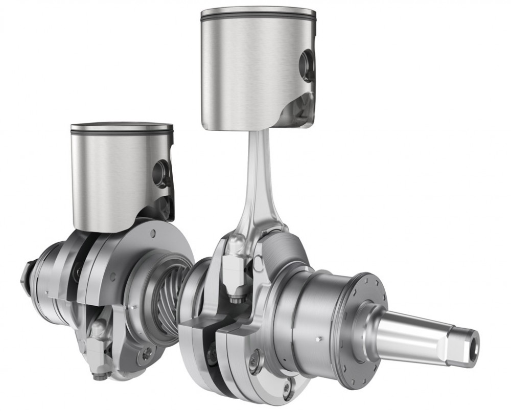 Rotax 850 Crankshaft
