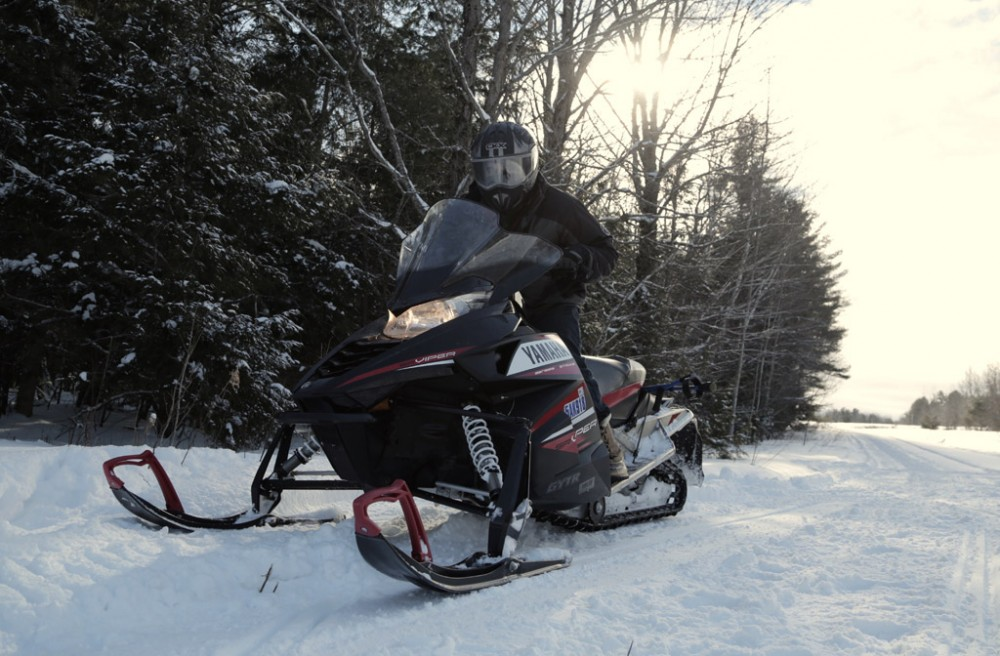 Snowmobiling with a Disability