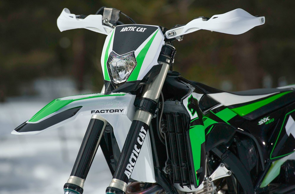 Arctic Cat SVX 450 Engine