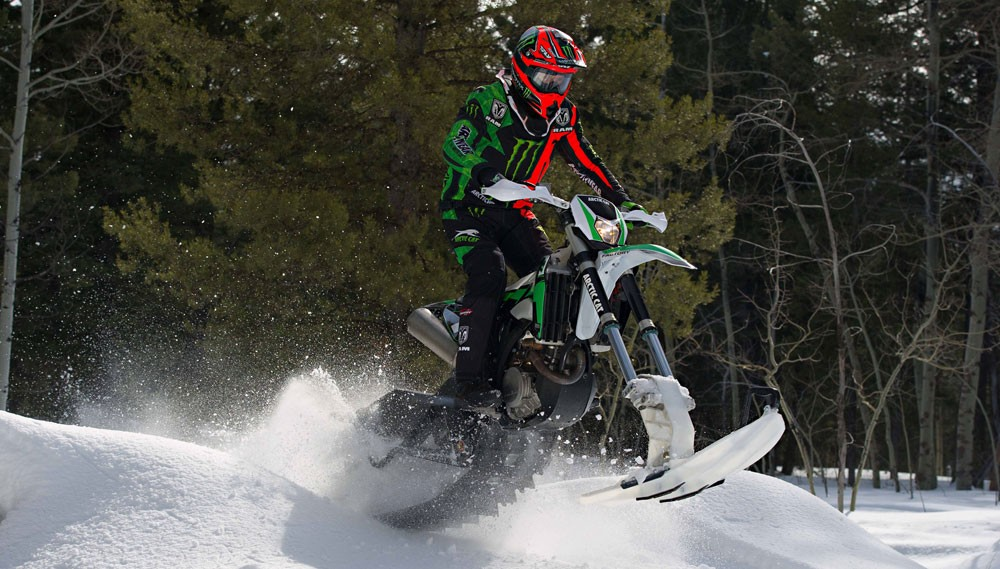 Arctic Cat SVX 450 Ski