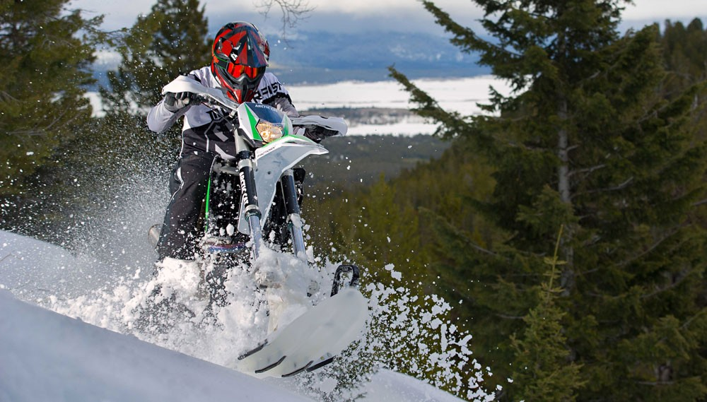 Arctic Cat SVX 450 Rob Kincaid