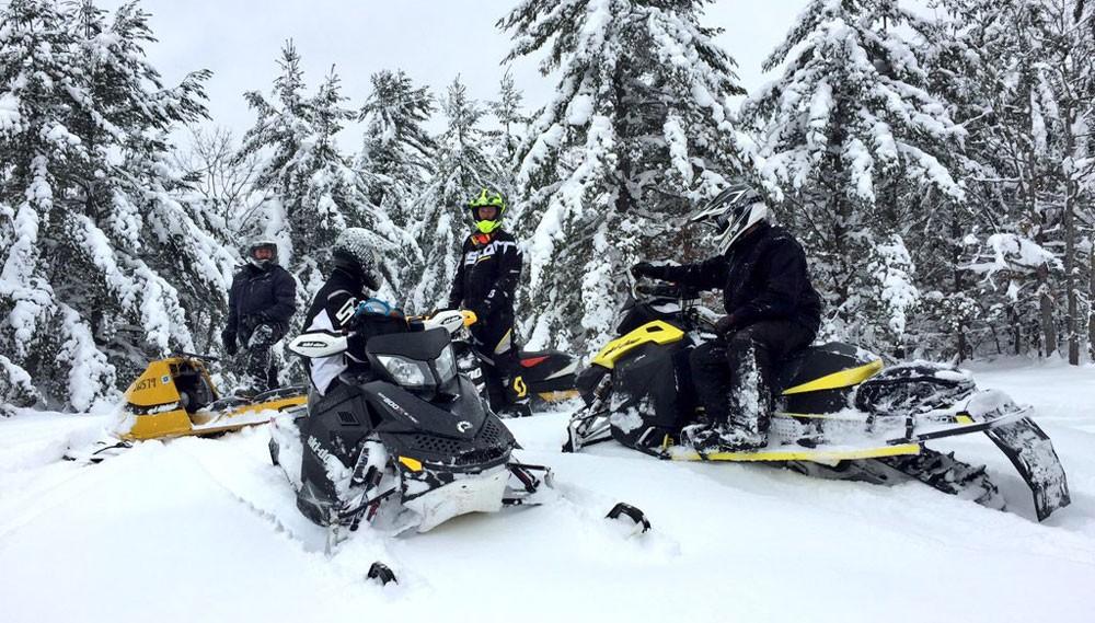Backcountry Riding Ontario