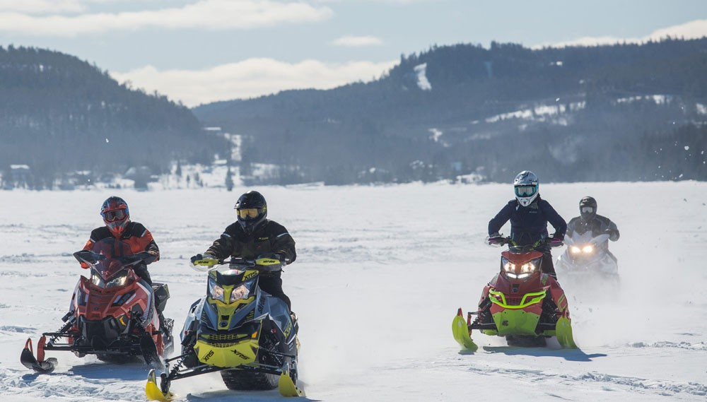 Northern Ontario Snowmobiling