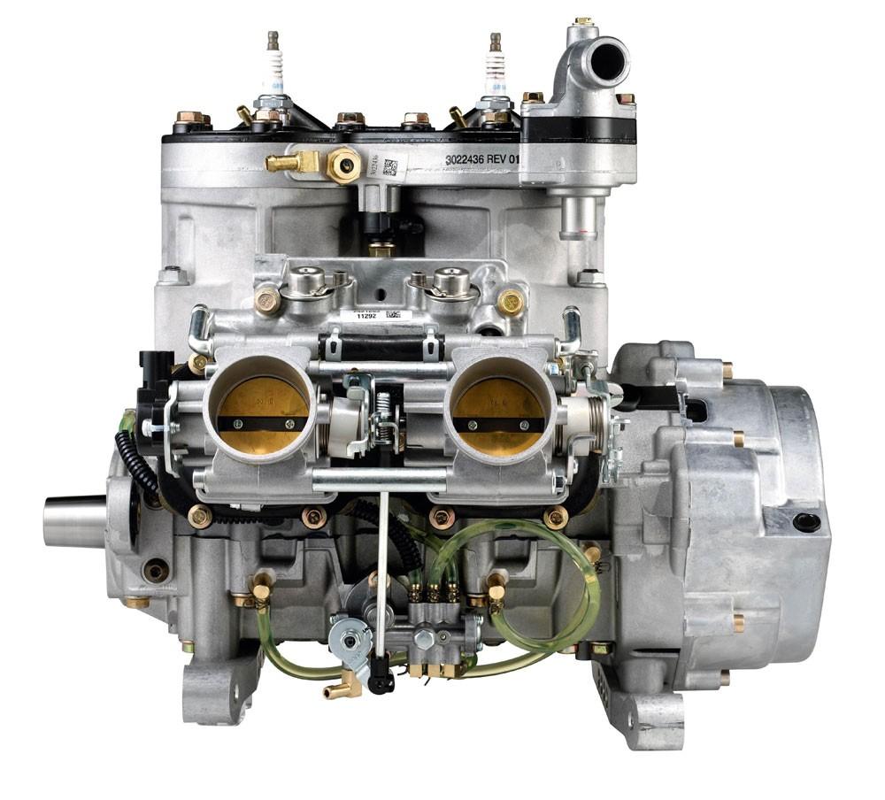 Polaris 600 Cleanfire Engine