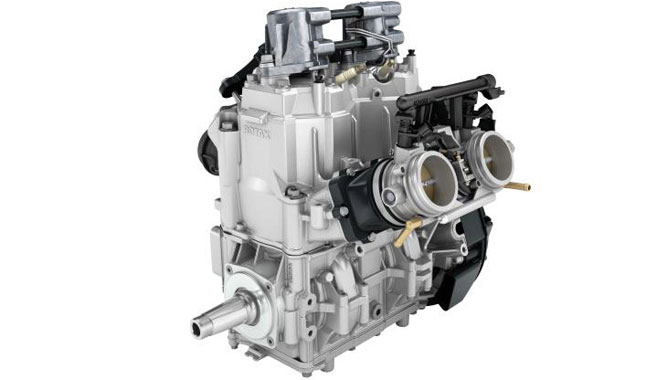 Rotax E Tec Feature on Cat Engine Parts