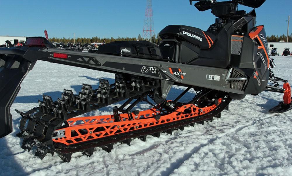 2017 Polaris 800 Pro-RMK 174 Track