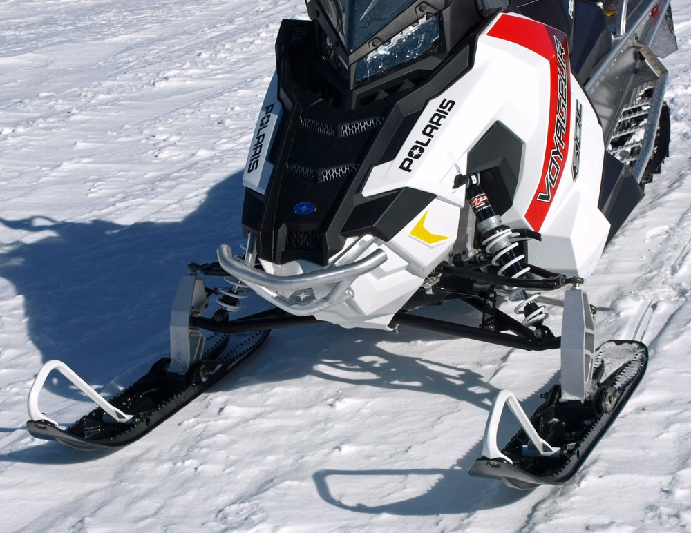 2017 Polaris Indy Voyageur-144 Front Suspension