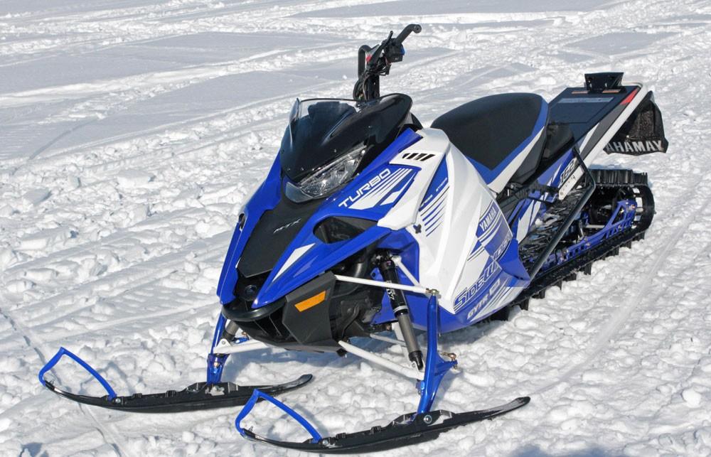 Weight Yamaha Sidewinder