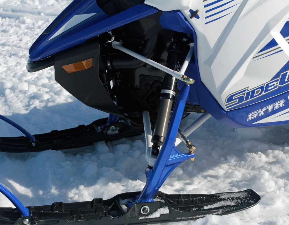2017 Yamaha Sidewinder M-TX Front Suspension