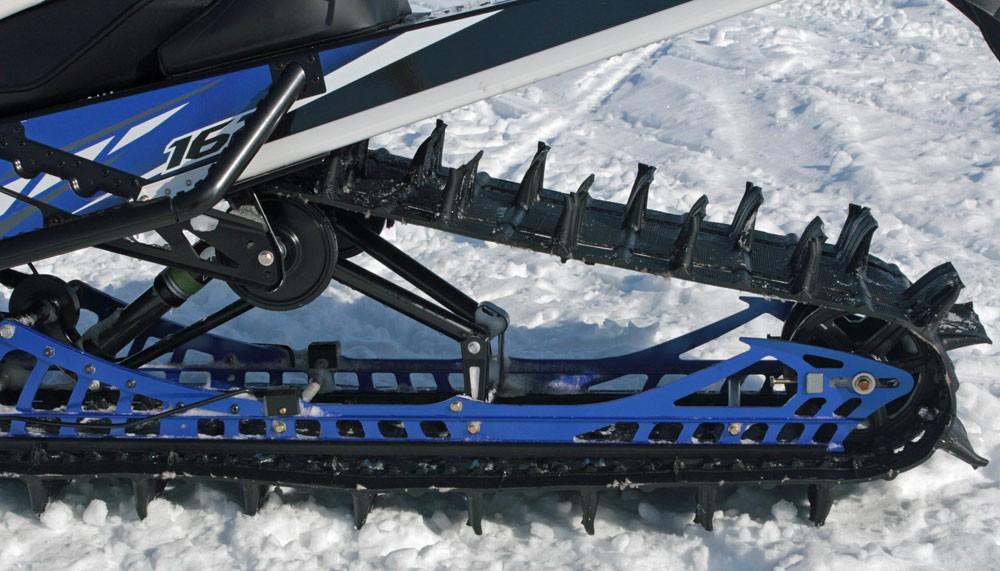 2017 Yamaha Sidewinder M-TX PowerClaw Track