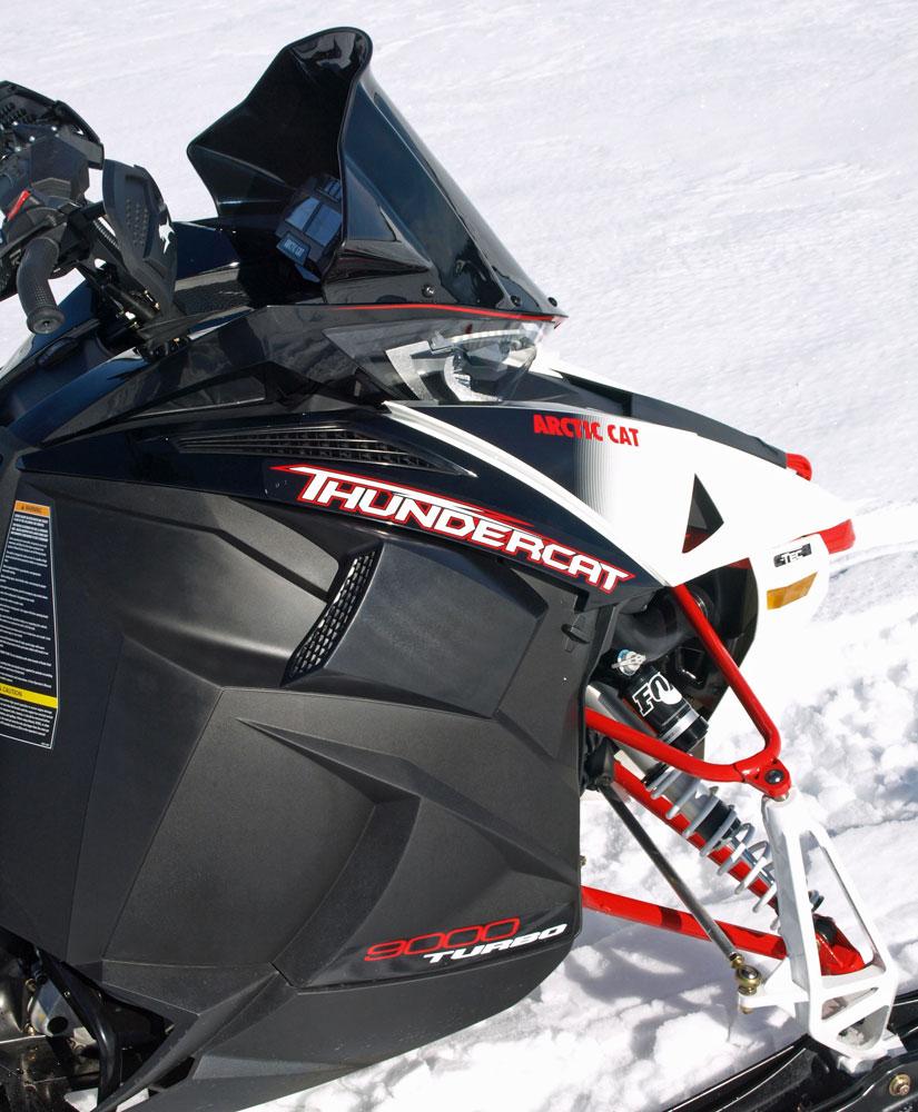 The Yamaha Arctic Cat Connection Thundercat Snowmobile Wiring Diagram