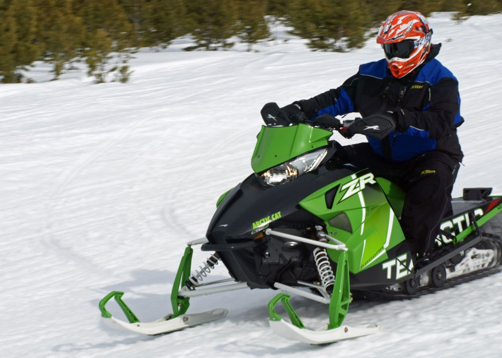The Yamaha-Arctic Cat Connection - Snowmobile com