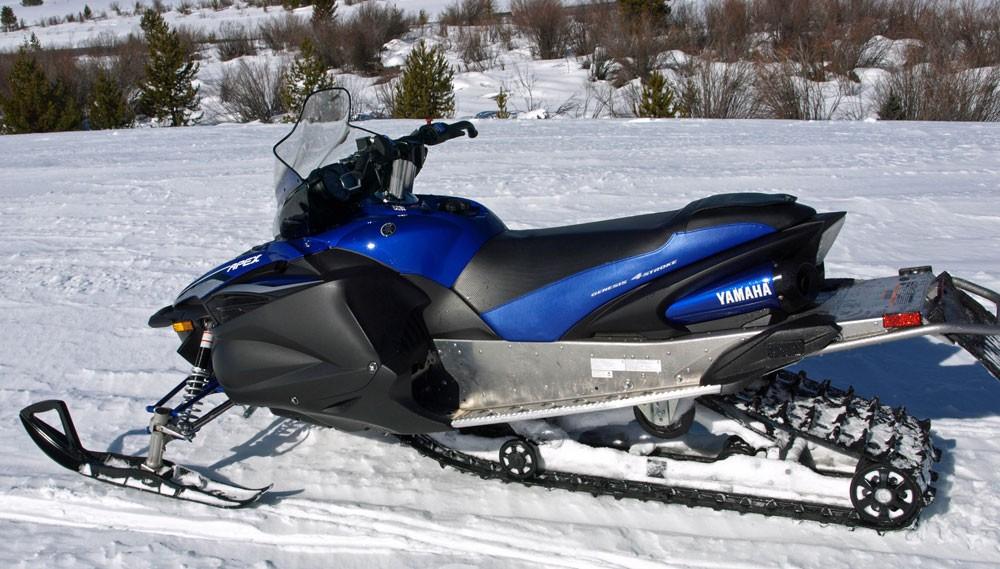 Yamaha Apex Profile
