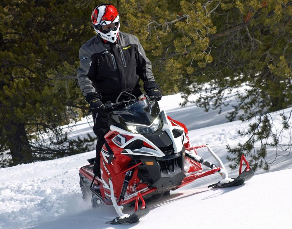 Yamaha Sidewinder Turbo Off-Trail